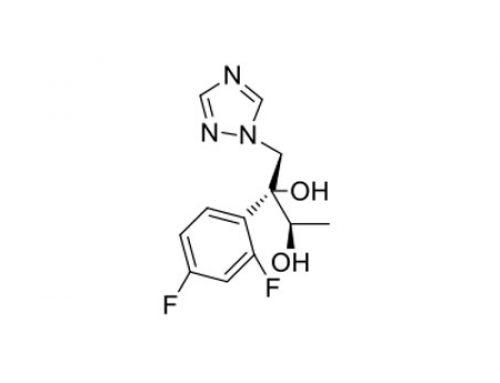 (3R)-2-(2,4-difluorophenyl)-1-(1H-1,2,4-triazol-1-yl)butane-2,3-diol