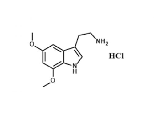 5,7-dimethoxytryptamine hydrochloride